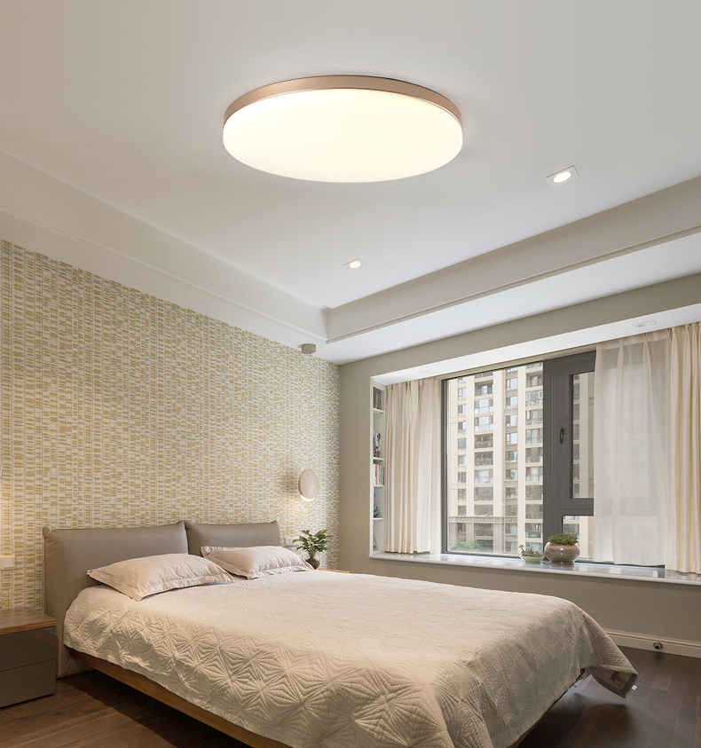 30000PCS Per month 3year warranty surface mounted indoor round multi color led ceiling light