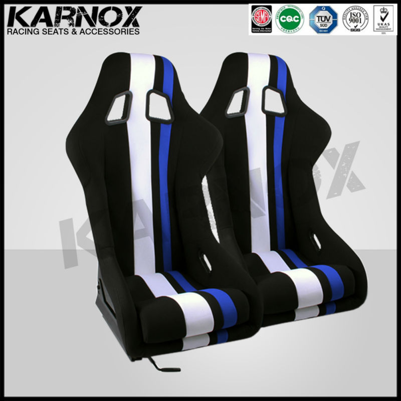 Karnox FPR sport racing seat racing frame carbon made in china