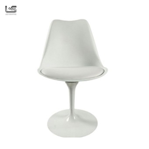 Plastic tulip side chair design dining chair