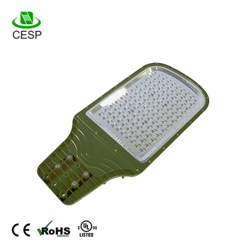 ul cul Solar power LED street Lights 120w