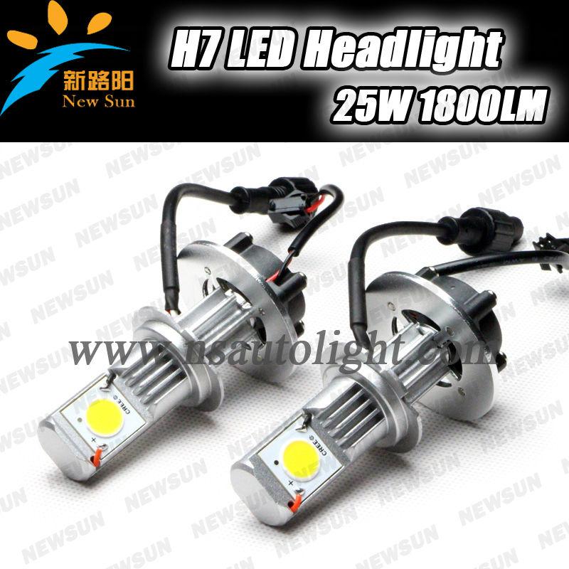 New Design H7 Led Car Bulb,50w C Ree Headlight Led Car Fog Light ...