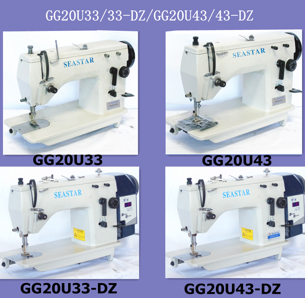 Gg20u33 Sailrite Manual Leather Left Handed Sewing Machine ...