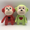 High quality Wholesale Kids Stuffed Cute toys custom Monkey Plush toys