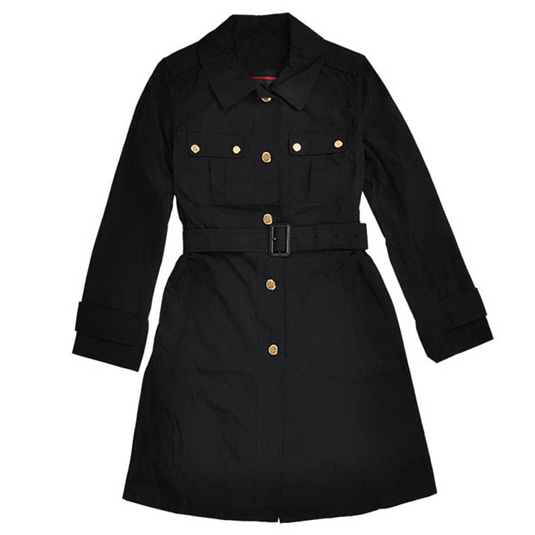 Newest reasonable price womans trench long ladies fashion coat