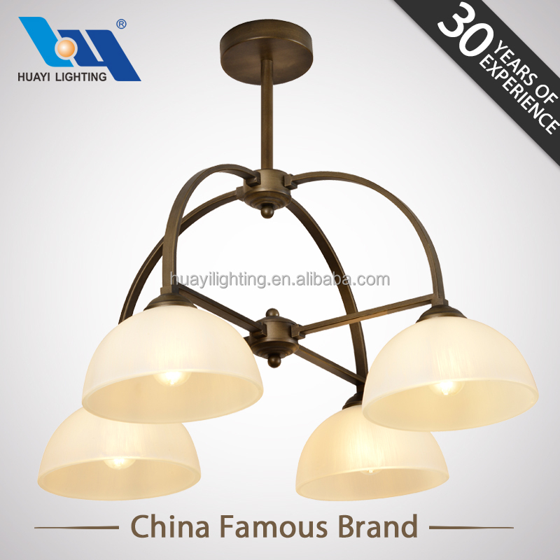 Factory wholesale decor retro home decorative pendant lamp and 60W Filament metal pendant lamp