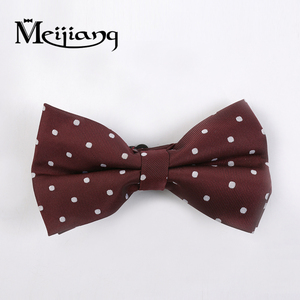 Wholesale China factory nice customized fancy self tie bowtie