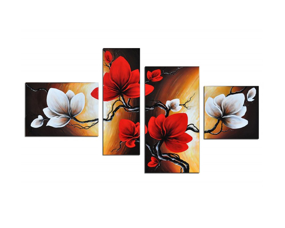 Cheap White Flower Oil Paintings Find White Flower Oil Paintings