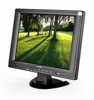 China Wholesale 2016 LCD monitor TV 12 Volt, Powered Solar LCD TV 12v 220v