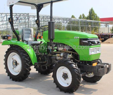 4WD 20HP small farm tractor