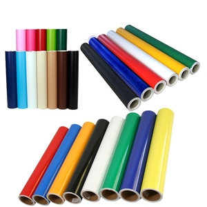 Self Adhesive Color PVC Film Computer Cutting Plotter Oracal Vinyl