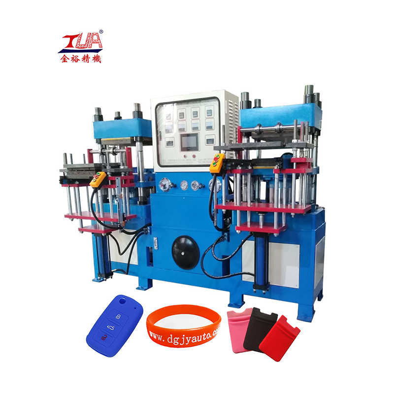 100t automatic silicone hydraulic press machine