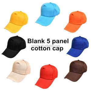 e7db7144 cosum brand New 5-Panel Hat twill cotton cap sun shade custom baseball hat