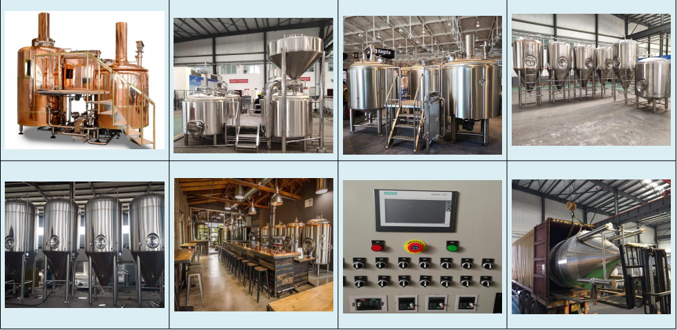 15 bbl brewing system micro beer brewery equipment for sale