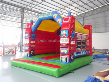GMIF SiBo Hot Selling Inflatable Bounce House For Amusement Park