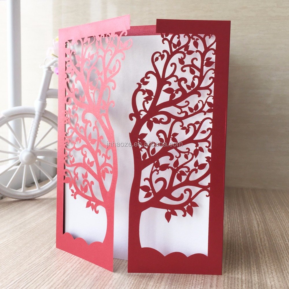 Customized Birthday Greeting Card,Wedding Invitation Card English ...