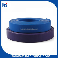 High Quality Elastic PVC Coated Strap for Horse Equipment