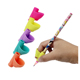 Wholesale silicone pencil grip for kids handwriting