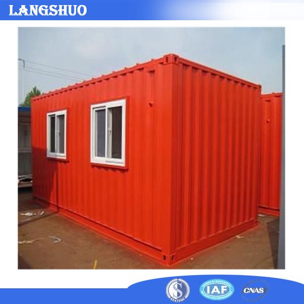 Certificaci n sgs alta calidad f cil instalar casas prefabricadas de acero con buen precio casas - Casas de acero precios ...