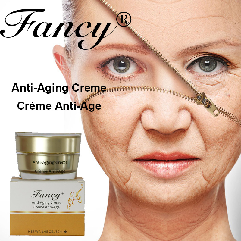 100% Herbal <strong>Cosmetics</strong> Anti Aging Cream Beauty Cream Skin Care Anti Wrinkle Cream