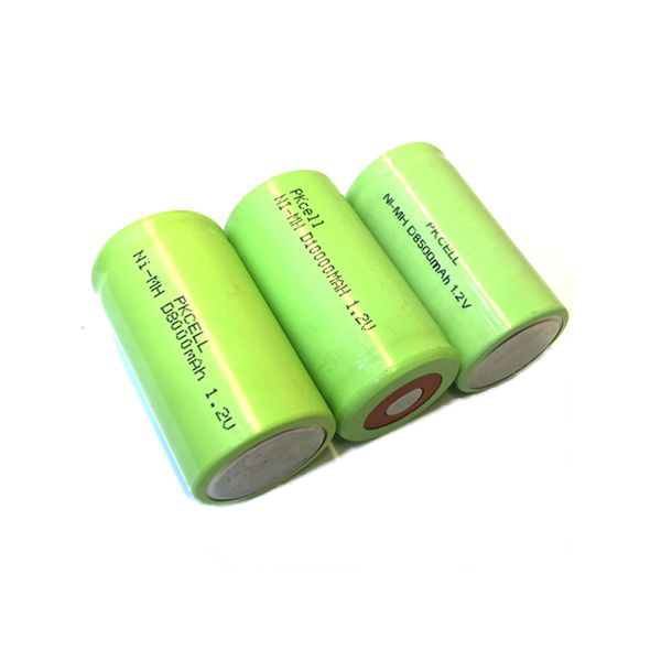 Industrial nickel metal hydride battery high energy rechargeable d size nimh batteries 1.2V 10000mAh