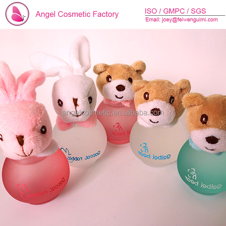 Cartoon perfume for kids for children as gifts