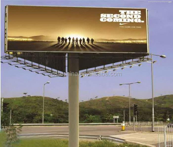 Durable hotsell rgb el tri billboard