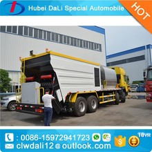 High Quality Road Machinery- Paver/Manufacturer Sino truck Howo 8x4 Rubber Asphalt Synchronous Chip Sealer