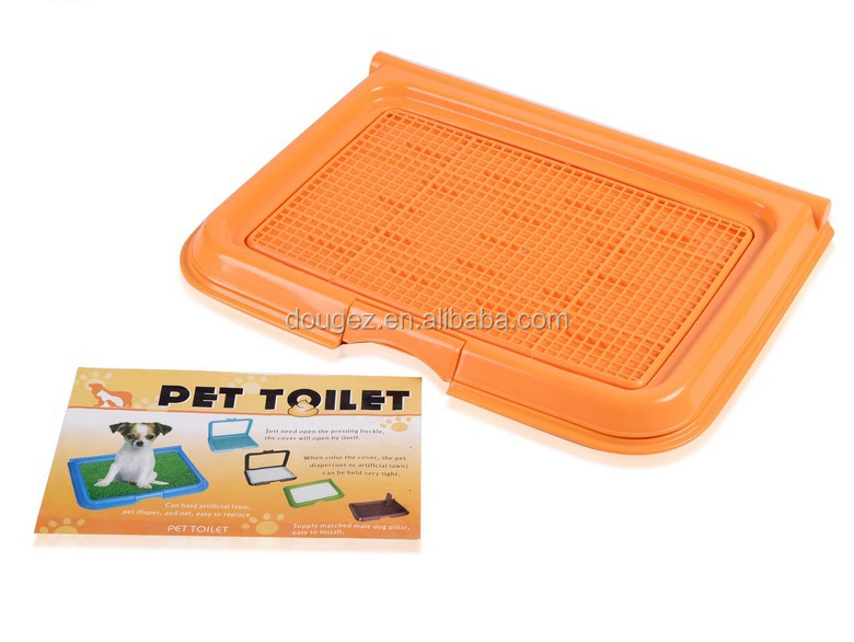 Indoor Dog Toilet Training Toilet For Dogs Pet Cleaning Toilets Pet Pad Dog Toilet Tray