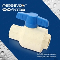2015 China high quality CPVC pipe fittings Plastic Tubes beige water pvc valve