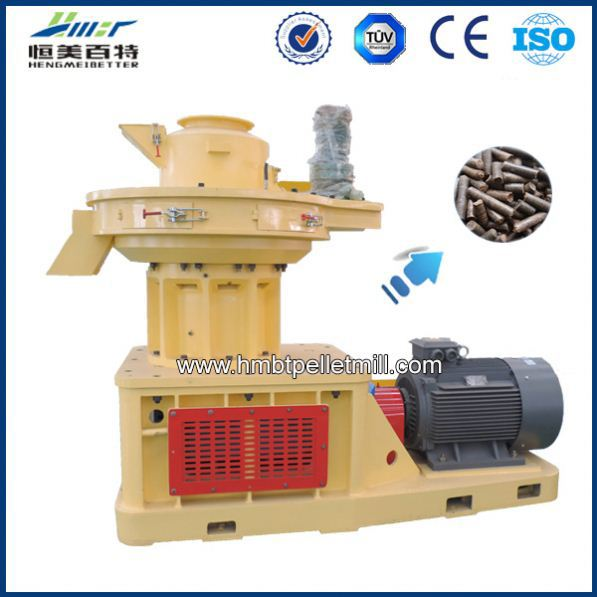 auto lubrication system bio-energy pellet machine for empty fruit bunch