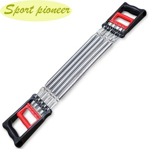 high quality spring chest expander in gym equipment