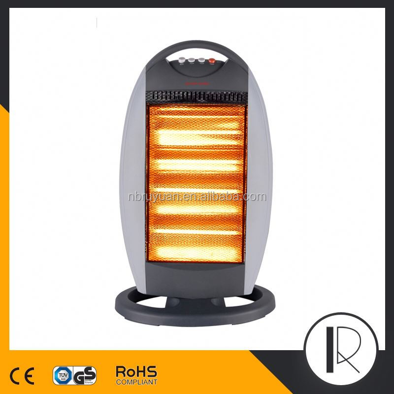 0725126 Heater Halogen / Electric Halogen Tube Heater / Halogen Heater with Remote Controller