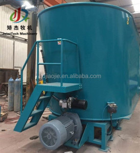 Big Capacity Vertical Feed Mixer Dairy Farm Equipment