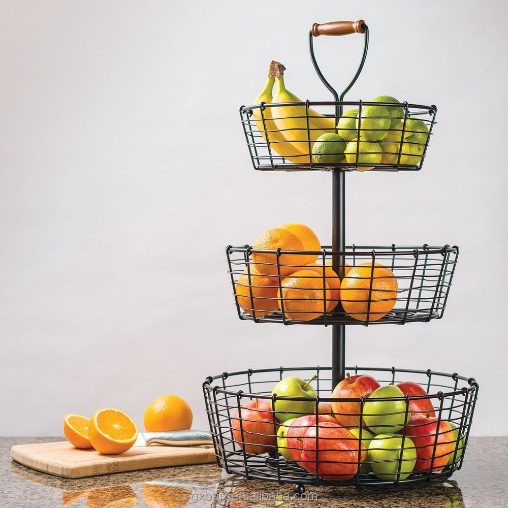 Design Fruit Storage Basket wrought iron basket stand suppliers and manufacturers at alibaba com