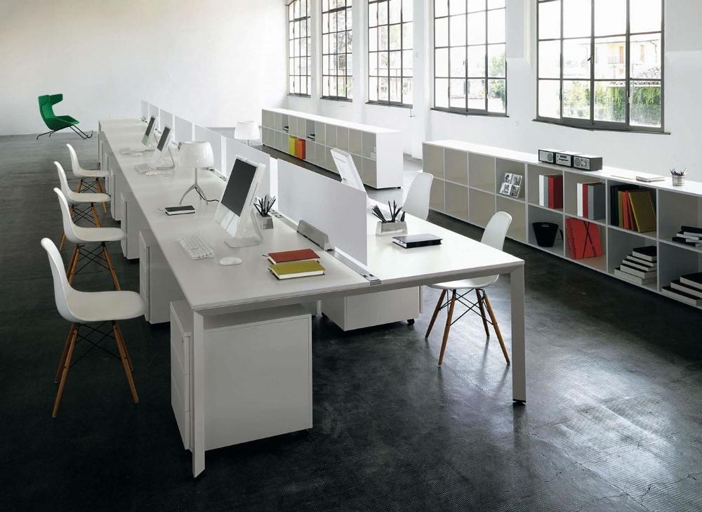 2015 nieuwe stijl kantoor tafel modern modulair for Modern office style