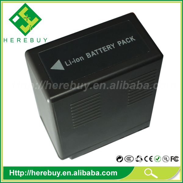 High-capacity 7.2V 4400mAh Camcorder Li-ion Battery VW-VBG6 for Panasonic HDC-HS700 HS300 HS250 HS100 HS20 HS9