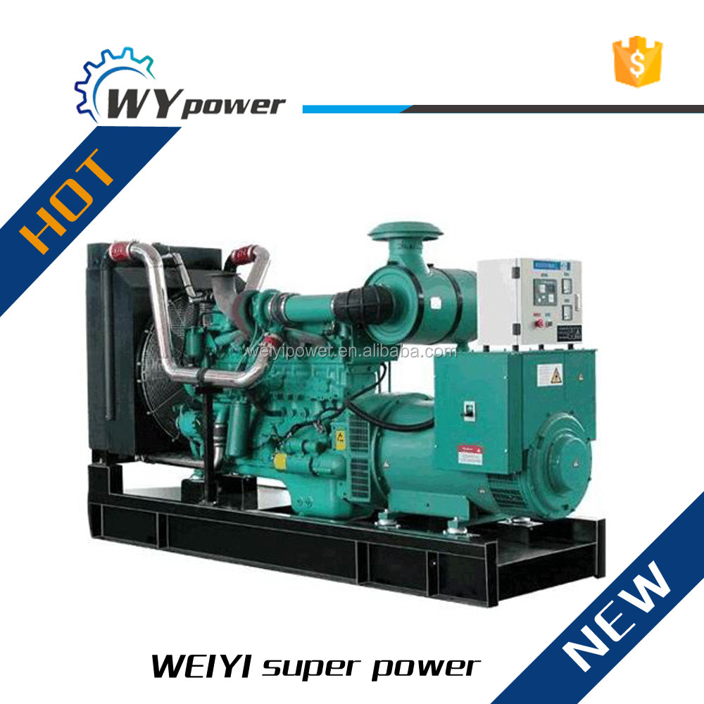 DCEC 100kw 125kva high quality diesel generator head for sale