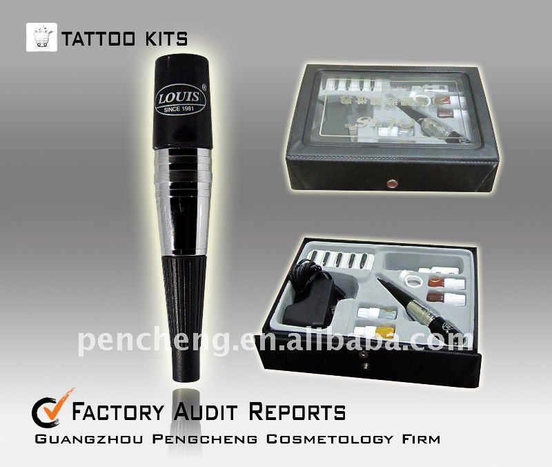 Painless Permanent Makeup Pen - Professional Tattoo Device