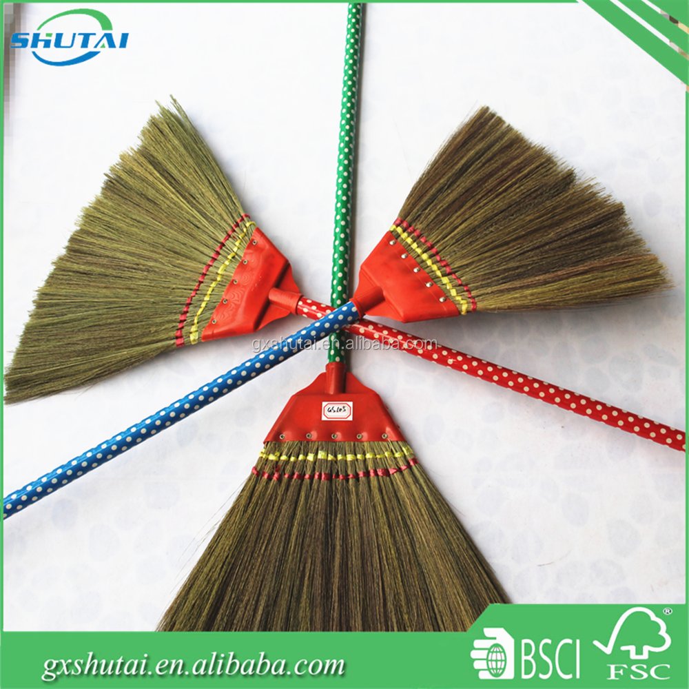 Hot sale soft grass besom