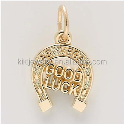 Wholesale alibaba supplier las vegas horseshoe good luck charm