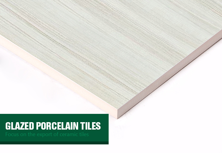 homogeneous corridor non slip wood glazed porcelain wall floor tiles designs beige rustic porcelain wooden look tile
