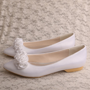 947262f6db Mother of Groom Wedding Shoes White