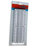 840 tie points Testing Solderless Breadboard electronic