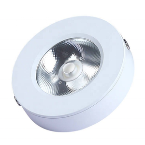 2019 OEM ODM 2 years warranty 5w 10w 220v driverless surface mounted round led spotlight