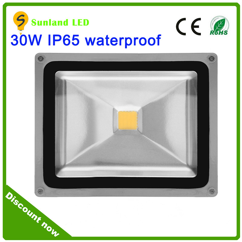 ce rohs modern outdoor garden lighting led light <strong>flood</strong> 30w competitive price led <strong>flood</strong> light ip65