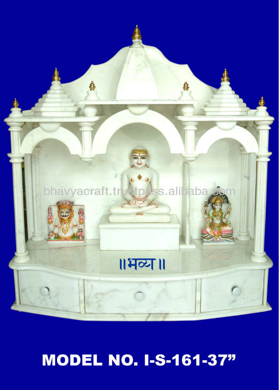 Marble Wooden Temple,Altar,Mandir - Buy Marble Temple,Design ...