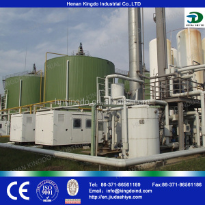 Biogas Plant in Waste Management, Biogas Project