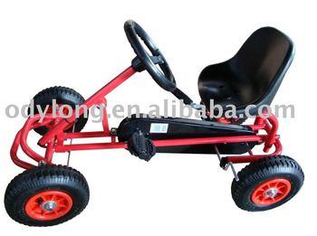 Juguete De Los Ninos Kart Buggy Juguete Pedal Carro Va El Carro Con