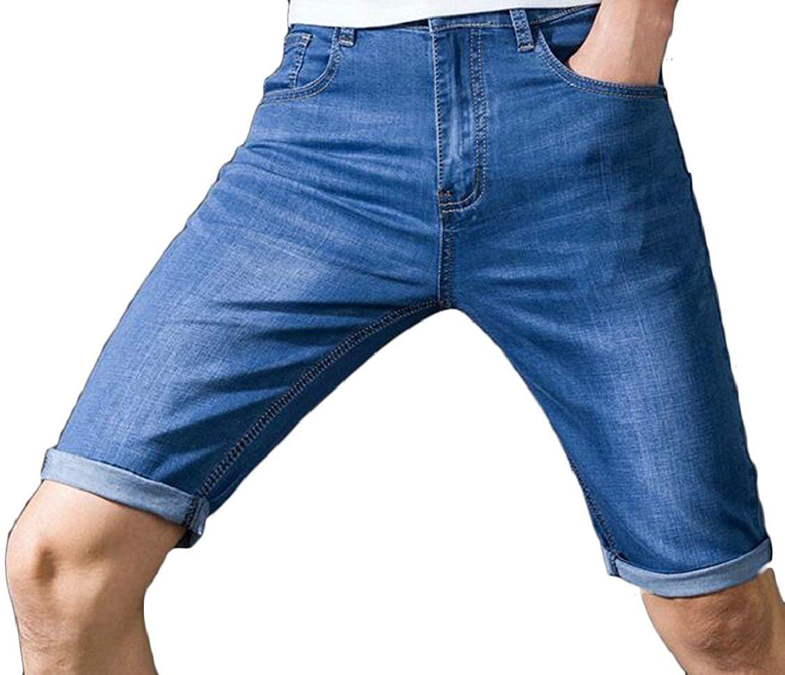 5efafd7ffe Cheap Slim Jean Shorts Men, find Slim Jean Shorts Men deals on line ...