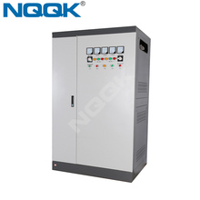 300kw 3Phase Full-Auotmatic Compensated Voltage Stabilizer Regulator for wind generator